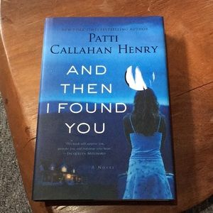 And then I found you book by Patti Callaghan Henry